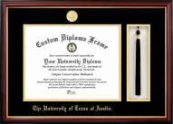 Texas Longhorns Diploma Frame & Tassel Box