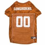 Texas Longhorns Dog Football Jersey