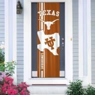 Texas Longhorns Door Banner