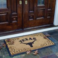 Texas Longhorns Door Mat