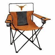 Texas Longhorns Elite Tailgating Chair