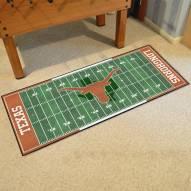 Texas Longhorns Football Field Runner Rug