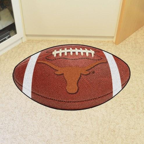 Texas Longhorns Football Floor Mat