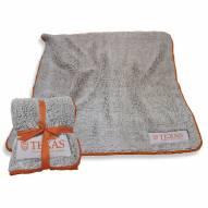 Texas Longhorns Frosty Fleece Blanket