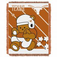 Texas Longhorns Fullback Baby Blanket
