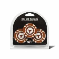 Texas Longhorns Golf Chip Ball Markers