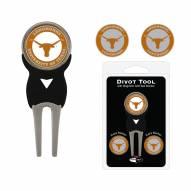Texas Longhorns Golf Divot Tool Pack