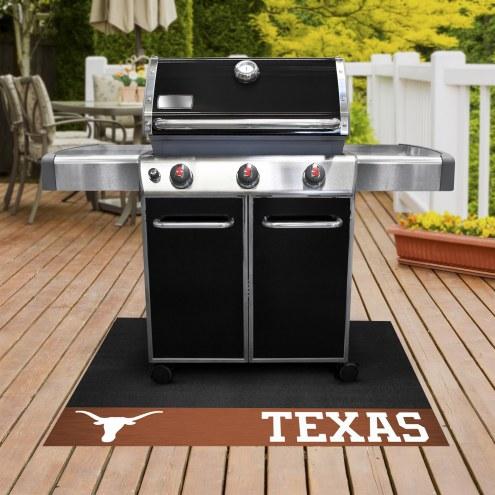 Texas Longhorns Grill Mat