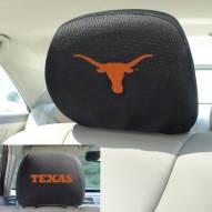 Texas Longhorns Headrest Covers