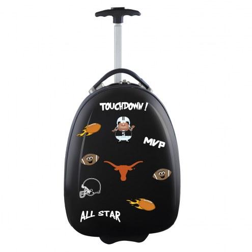 Texas Longhorns Kid's Luggage
