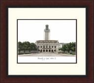 Texas Longhorns Legacy Alumnus Framed Lithograph