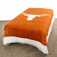 Texas Longhorns Light Comforter