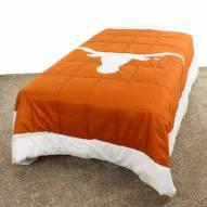 Texas Longhorns Light Comforter