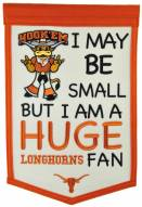 Texas Longhorns Lil Fan Traditions Banner