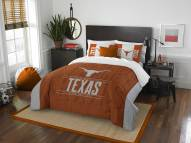 Texas Longhorns Modern Take Full/Queen Comforter Set