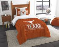 Texas Longhorns Modern Take Twin Comforter Set