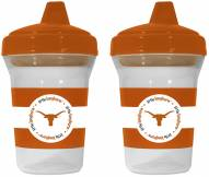 Texas Longhorns 2-Pack Sippy Cups