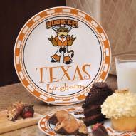 Texas Longhorns NCAA Ceramic Plate
