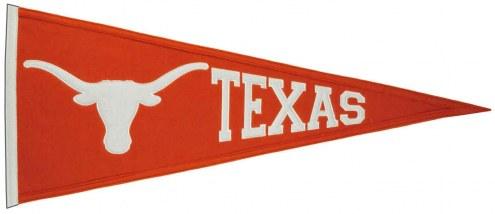Winning Streak Texas Longhorns NCAA Traditions Pennant