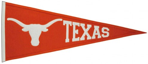 Winning Streak Texas Longhorns NCAA Traditions Pennant