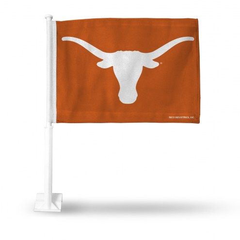 Texas Longhorns Car Flag
