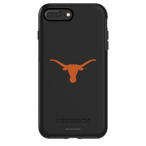 Texas Longhorns OtterBox iPhone 8/7 Symmetry Black Case