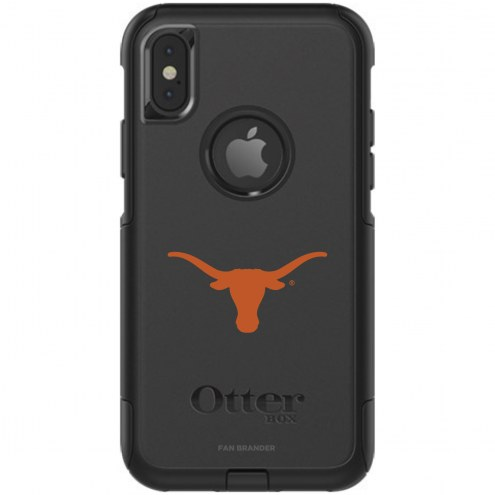 Texas Longhorns OtterBox iPhone X Commuter Black Case
