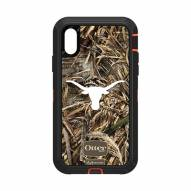 Texas Longhorns OtterBox iPhone XR Defender Realtree Camo Case