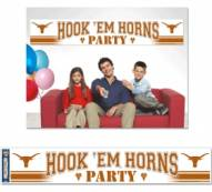 Texas Longhorns Party Banner
