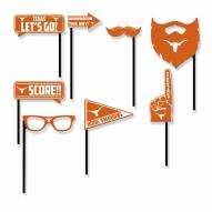 Texas Longhorns Party Props Selfie Kit