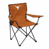 Texas Longhorns Quad Folding Chair