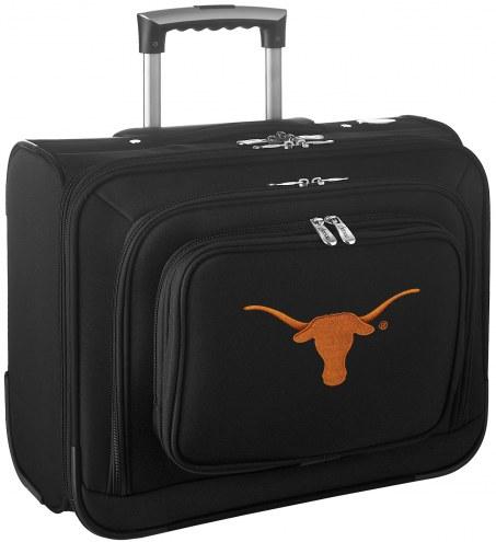 Texas Longhorns Rolling Laptop Overnighter Bag