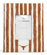 Texas Longhorns School Stripes Picture Frame