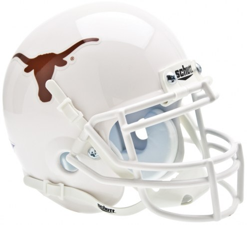 Texas Longhorns Schutt Mini Football Helmet