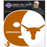 Texas Longhorns Set of 4 Game Day Faces