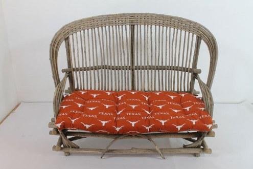 Texas Longhorns Settee Chair Cushion