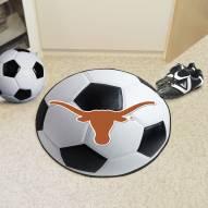 Texas Longhorns Soccer Ball Mat