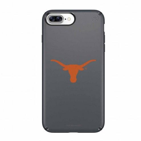Texas Longhorns Speck iPhone 8 Plus/7 Plus Presidio Black Case