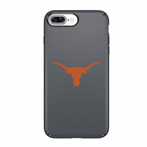 Texas Longhorns Speck iPhone 8 Plus/7 Plus Presidio Black Case