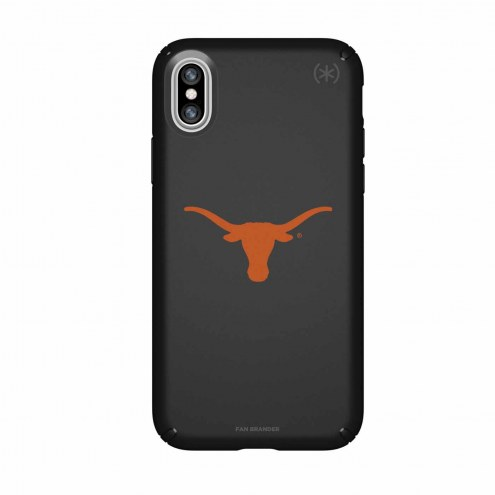 Texas Longhorns Speck iPhone X Presidio Black Case