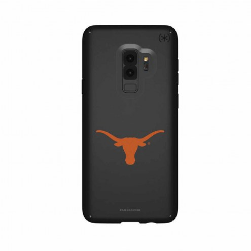 Texas Longhorns Speck Samsung Galaxy S9+ Presidio Black Case
