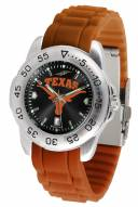 Texas Longhorns Sport Silicone Men's Watch