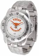 Texas Longhorns Sport Steel Men's Watch