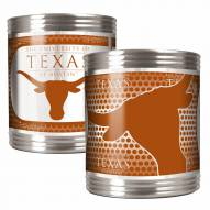 Texas Longhorns Stainless Steel Hi-Def Coozie Set