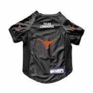 Texas Longhorns Stretch Dog Jersey