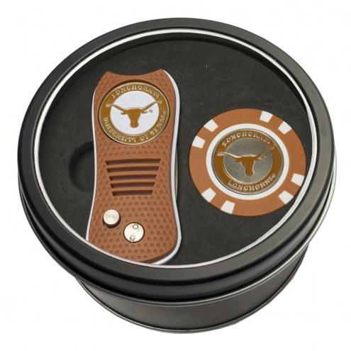 Texas Longhorns Switchfix Golf Divot Tool & Chip