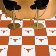 Texas Longhorns Team Carpet Tiles