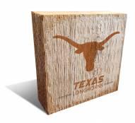 Texas Longhorns Team Logo Block