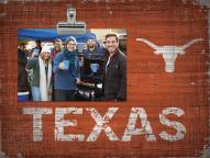 Texas Longhorns Team Name Clip Frame