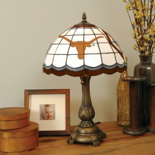 Texas Longhorns Tiffany Table Lamp